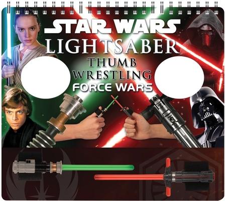 Star Wars Lightsaber Thumb Wrestling Force Wars Cover Image