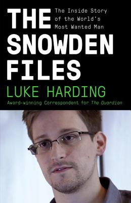 The Snowden Files Cover
