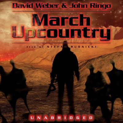 March Upcountry (March Upcountry (Audio)) Cover Image