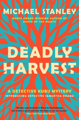 Deadly Harvest Cover Image