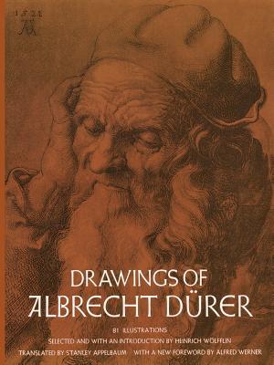 Drawings of Albrecht Dürer (Dover Fine Art) Cover Image