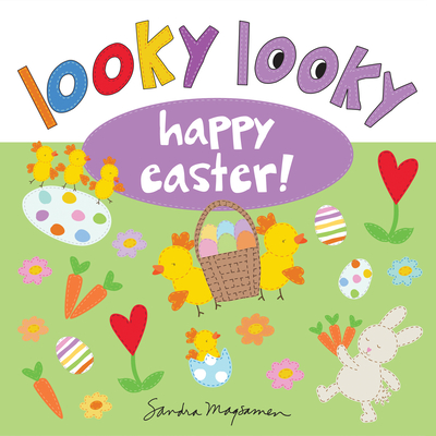 Looky Looky Happy Easter! Cover Image