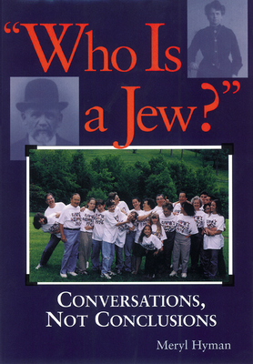 Who Is a Jew? Cover