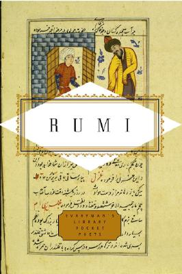 Rumi: Poems (Everyman's Library Pocket Poets Series) Cover Image