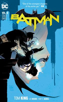 Batman Vol. 8: Cold Days Cover Image