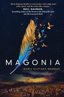 Magonia Cover Image