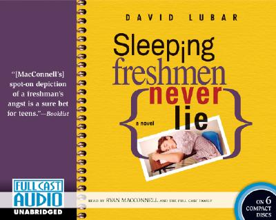 Sleeping Freshmen Never Lie (Library) Cover Image