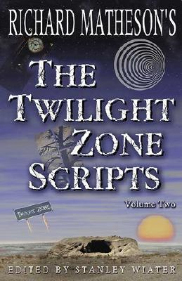The Twilight Zone Scripts Cover Image