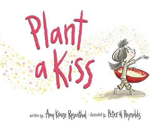 Plant a Kiss Board Book Cover Image