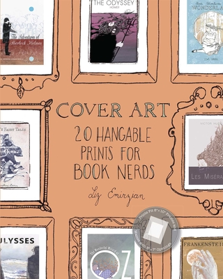 Cover Art: 20 Hangable Prints for Book Nerds Cover Image