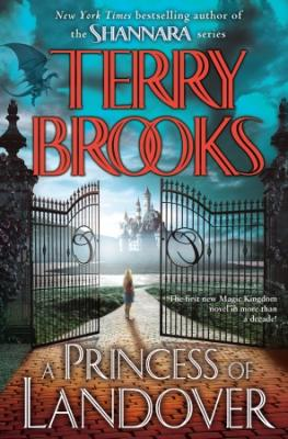 A Princess of Landover Cover