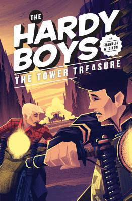 The Tower Treasure #1 (The Hardy Boys #1) Cover Image