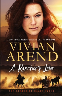 Cover for A Rancher's Love