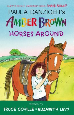 Amber Brown Horses Around Cover Image