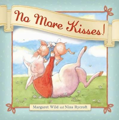 No More Kisses! Cover