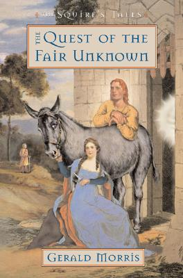 The Quest of the Fair Unknown Cover