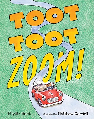 Toot Toot Zoom! Cover