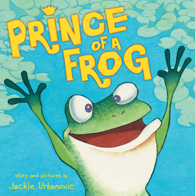 Prince of a Frog Cover