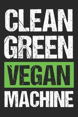 Kochbuch zum ausfüllen: für vegane und vegetarische Rezepte, dein persönliches Nachschlagewerk mit deinen eigenen Rezepten; Motiv: Clean green Cover Image