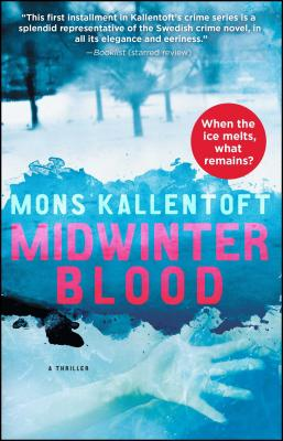 Midwinter Blood: A Thriller (The Malin Fors Thrillers #1) Cover Image
