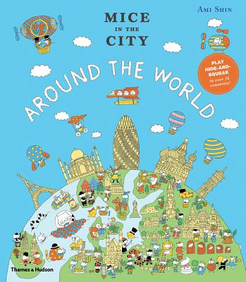 Mice in the City: Around the World Cover Image