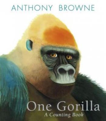 One Gorilla Cover
