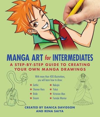 Cover for Manga Art for Intermediates