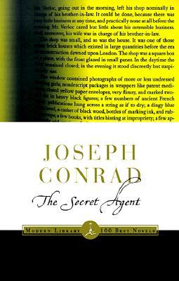 The Secret Agent Cover