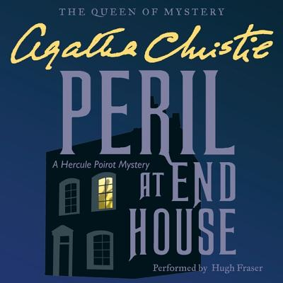 Peril at End House: A Hercule Poirot Mystery (Hercule Poirot Mysteries (Audio) #1932) Cover Image
