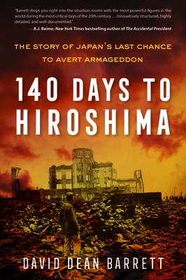 Cover for 140 Days to Hiroshima