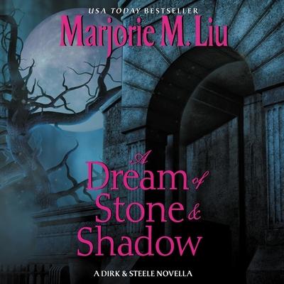 A Dream of Stone & Shadow Lib/E: A Dirk & Steele Novella Cover Image