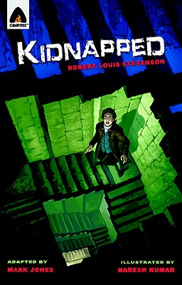 Kidnapped: The Graphic Novel Cover Image