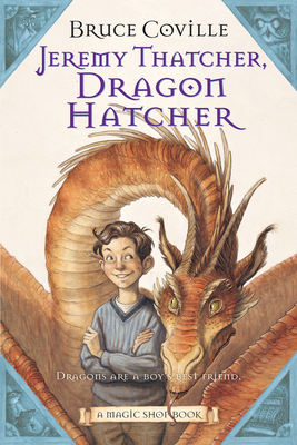 Jeremy Thatcher, Dragon Hatcher Cover Image
