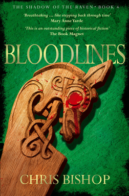 Bloodlines (Shadow of the Raven #4) Cover Image
