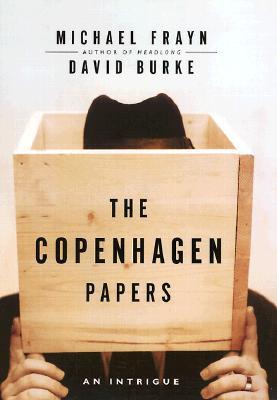 The Copenhagen Papers Cover