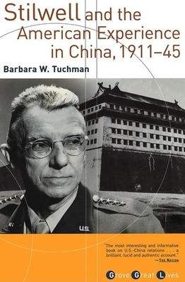 Stilwell and the American Experience in China, 1911-45 Cover