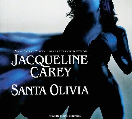 Cover for Santa Olivia