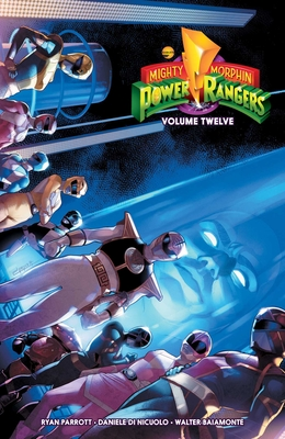 Mighty Morphin Power Rangers Vol. 12 Cover Image