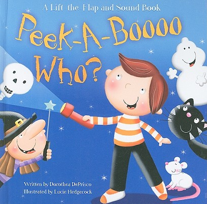 Peek-A-Boooo Who? Cover