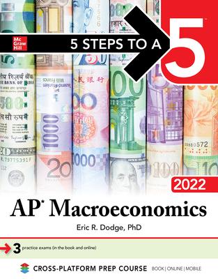 5 Steps to a 5: AP Macroeconomics 2022 Cover Image