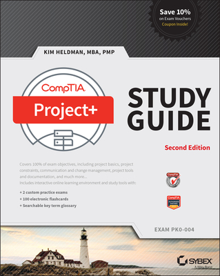 Comptia Project+ Study Guide: Exam Pk0-004 Cover Image