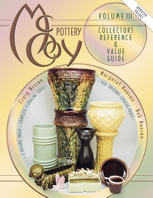 McCoy Pottery: Volume III Collector's Reference & Value Guide Cover Image