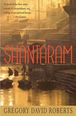 Shantaram: A Novel Cover Image