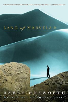 Land of Marvels Cover Image