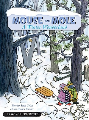 Mouse and Mole, a Winter Wonderland Cover