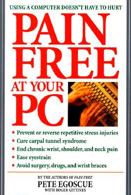 Pain Free at Your PC Cover