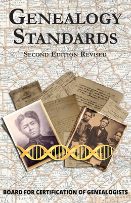 Genealogy Standards Second Edition Revised Cover Image