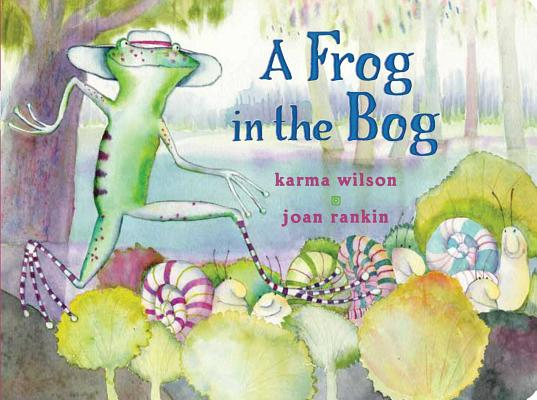 A Frog in the Bog (Classic Board Books) Cover Image