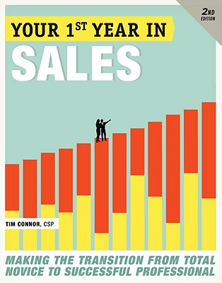 Your First Year in Sales Cover