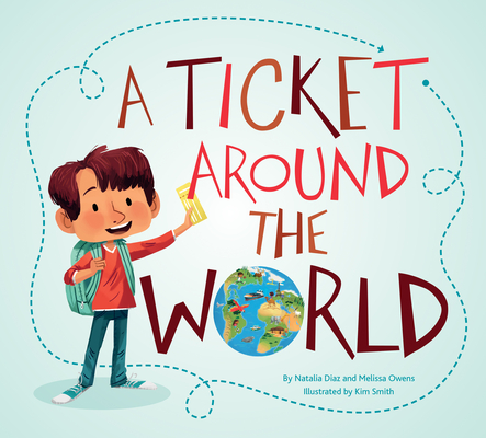A Ticket Around the World Cover Image